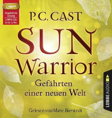 Sun Warrior, 3 MP3-CDs, P. C. Cast