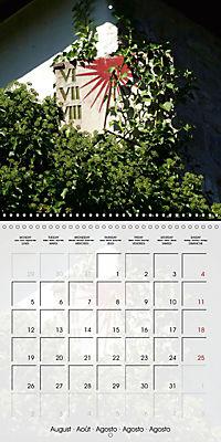 Sundials (Wall Calendar 2019 300 × 300 mm Square) - Produktdetailbild 8