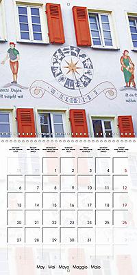 Sundials (Wall Calendar 2019 300 × 300 mm Square) - Produktdetailbild 5