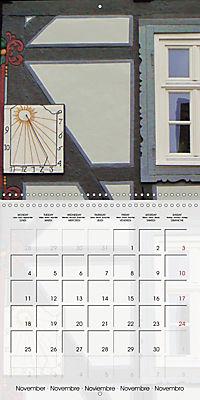 Sundials (Wall Calendar 2019 300 × 300 mm Square) - Produktdetailbild 11