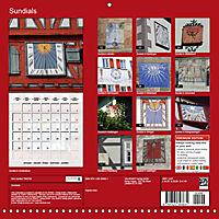 Sundials (Wall Calendar 2019 300 × 300 mm Square) - Produktdetailbild 13