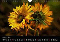 Sunflowers - Floral Impressions (Wall Calendar 2019 DIN A4 Landscape) - Produktdetailbild 10