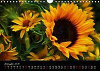 Sunflowers - Floral Impressions (Wall Calendar 2019 DIN A4 Landscape) - Produktdetailbild 12