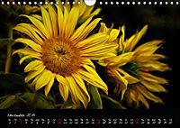Sunflowers - Floral Impressions (Wall Calendar 2019 DIN A4 Landscape) - Produktdetailbild 11