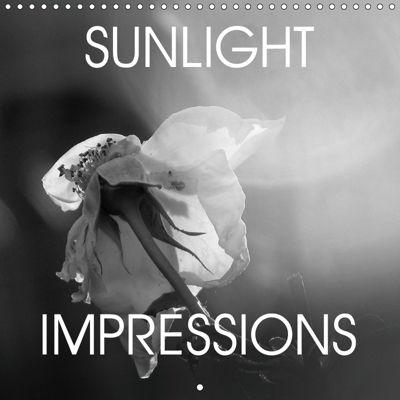 Sunlight impressions (Wall Calendar 2019 300 × 300 mm Square), Magdalena Szczygiel