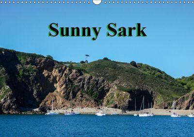 Sunny Sark (Wall Calendar 2019 DIN A3 Landscape), Sharon Poole