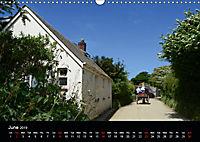 Sunny Sark (Wall Calendar 2019 DIN A3 Landscape) - Produktdetailbild 6