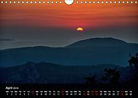 Sunrise, Kosmas, Arkadia, Greece II (Wall Calendar 2019 DIN A4 Landscape) - Produktdetailbild 4