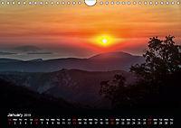 Sunrise, Kosmas, Arkadia, Greece II (Wall Calendar 2019 DIN A4 Landscape) - Produktdetailbild 1