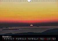 Sunrise, Kosmas, Arkadia, Greece II (Wall Calendar 2019 DIN A4 Landscape) - Produktdetailbild 12