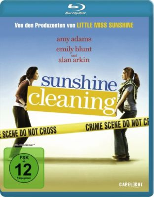 Sunshine Cleaning, Megan Holley