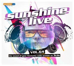 Sunshine Live 64, Diverse Interpreten