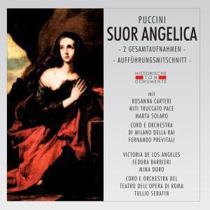 Suor Angelica, Coro E Orch.Lirica Di Milano Della Rai, Coro E