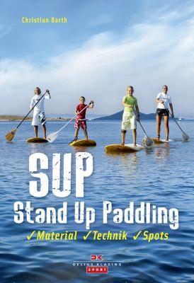 SUP - Stand Up Paddling, Christian Barth
