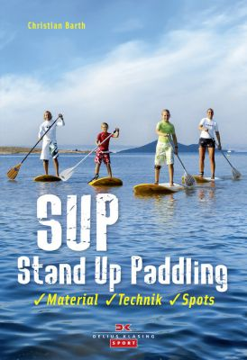 SUP - Stand Up Paddling, Christian Barth