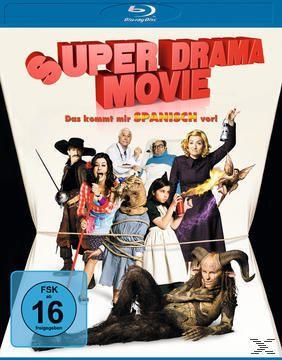 Super Drama Movie, Paco Cabezas, Eneko Lizarraga