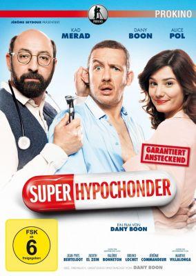 Super-Hypochonder, Dany Boon, Kad Merad