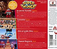 Super Wings - Trommelfest, 1 Audio-CD - Produktdetailbild 1
