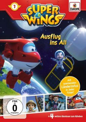 Super Wings Vol. 7 - Ausflug ins All, Super Wings