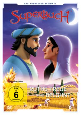 Superbuch - Ruths Treue wird belohnt, 1 DVD