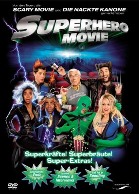 Superhero Movie, Craig Mazin
