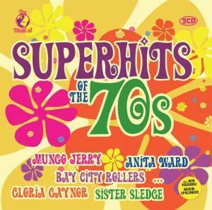 Superhits Of The 70s, Diverse Interpreten