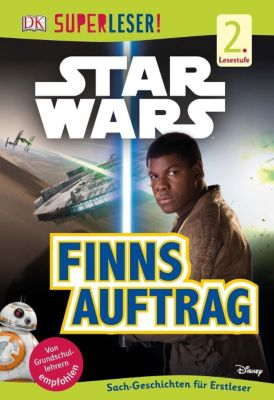 Superleser! Star Wars Finns Auftrag -  pdf epub