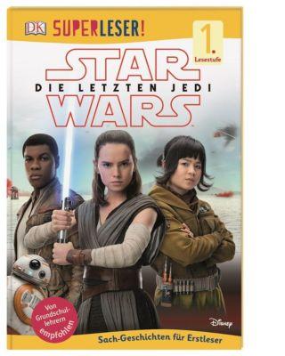 Superleser! Star Wars(TM) - Die letzten Jedi, Ruth Amos