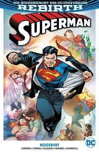 Superman, 2. Serie, Dan Jurgens, Doug Mahnke, Patrick Gleason, Patrick Zircher, Stephen Segovia