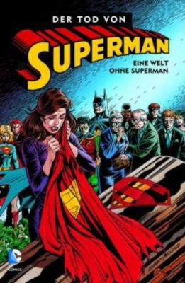 Superman, Der Tod von Superman - Eine Welt ohne Superman, Dan Jurgens, Jerry Ordway
