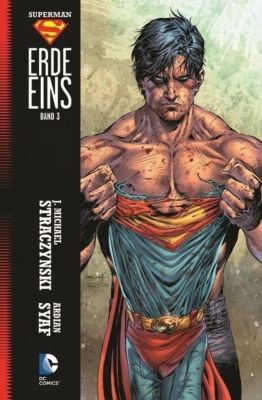 Superman: Erde Eins, J. Michael Straczynski, Ardian Syaf