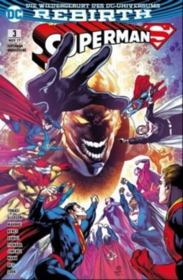 Superman Sonderband, Peter J. Tomasi, Pat Gleason