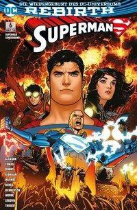 Superman Sonderband, Peter J. Tomasi, Patrick Gleason, Doug Mahnke, Ed Benes, Jack Herbert