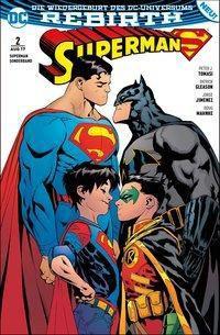 Superman Sonderband - Super-Söhne, Peter J. Tomasi, Pat Gleason, Doug Mahnke, Jorge Jimenez