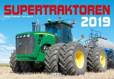 Supertraktoren 2019, Peter D. Simpson, Udo Paulitz