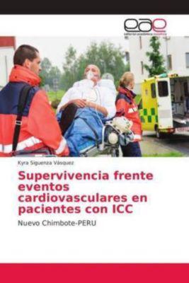 Supervivencia frente eventos cardiovasculares en pacientes con ICC, Kyra Siguenza Vásquez
