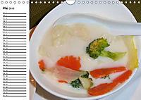 Suppen. Heiß geliebtes zum Löffeln (Wandkalender 2019 DIN A4 quer) - Produktdetailbild 2
