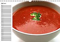Suppen. Heiß geliebtes zum Löffeln (Wandkalender 2019 DIN A4 quer) - Produktdetailbild 6
