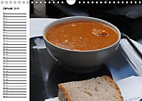 Suppen. Heiß geliebtes zum Löffeln (Wandkalender 2019 DIN A4 quer) - Produktdetailbild 10