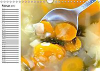 Suppen. Heiß geliebtes zum Löffeln (Wandkalender 2019 DIN A4 quer) - Produktdetailbild 11