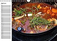 Suppen. Heiß geliebtes zum Löffeln (Wandkalender 2019 DIN A4 quer) - Produktdetailbild 7