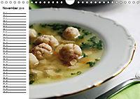 Suppen. Heiß geliebtes zum Löffeln (Wandkalender 2019 DIN A4 quer) - Produktdetailbild 12