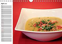 Suppen. Heiss geliebtes zum Löffeln (Wandkalender 2019 DIN A4 quer) - Produktdetailbild 4