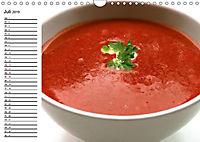Suppen. Heiss geliebtes zum Löffeln (Wandkalender 2019 DIN A4 quer) - Produktdetailbild 7