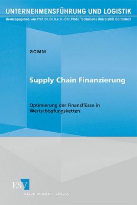 Supply Chain Finanzierung, Moritz Gomm