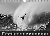 Surf in B&W (Wall Calendar 2019 DIN A4 Landscape) - Produktdetailbild 3