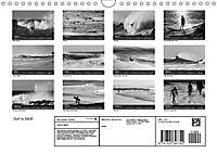 Surf in B&W (Wall Calendar 2019 DIN A4 Landscape) - Produktdetailbild 13