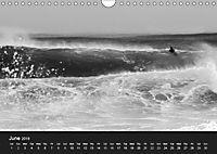 Surf in B&W (Wall Calendar 2019 DIN A4 Landscape) - Produktdetailbild 6