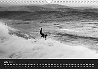Surf in B&W (Wall Calendar 2019 DIN A4 Landscape) - Produktdetailbild 7