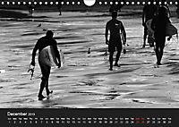 Surf in B&W (Wall Calendar 2019 DIN A4 Landscape) - Produktdetailbild 12